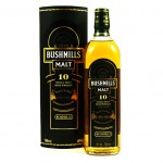 Whisky Bushmills Single Malt 10 Años 40º 70cl