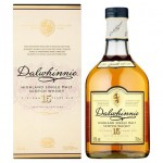 Whisky Dalwhinnie Single Malt 15 Años 43º 70cl