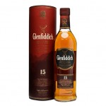 Whisky Glenfiddich Single Malt 15 Years 40º 70cl