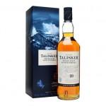Whisky Talisker Single Malt 10 Años 45º 70cl