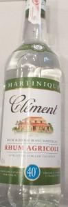 ron martinique clement 40º
