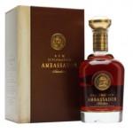 Rum Diplomatico Ambassador wooden box 70cl
