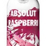 Vodka Absolut Raspberri 1lt