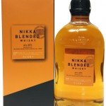 Whisky Japanese Nikka Blended 40º 70cl
