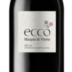 White wine ecological Marques de Vitoria , 75 cl.
