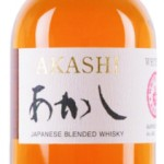 Whisky Japanese Akashi Blended 40º 50cl