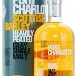 whisky Port Charlotte islay single malt ,70cl.
