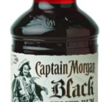 rhum Capitan Morgan Black Spice 1l.