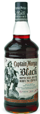 capitan morgan black spice