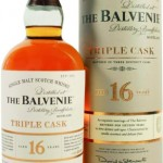 whisky The Balvenie 16 years, 70 cl.