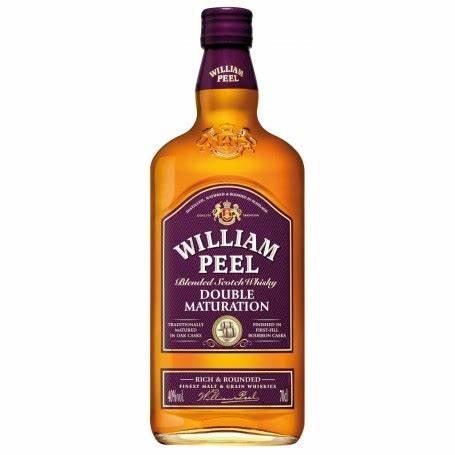 william peel double maturation