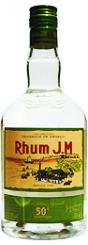 Rhum JM blanc 50º