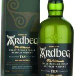 Whisky Ardbeg  Islay Single Malt 46º 70cl