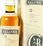 Cragganmore 12 years old Highland scotch whisky single malt 75 cl