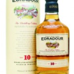 Edradour 10 years whisky single malt 70 cl.