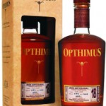 Rum Opthimus 18 Years 38º 70 cl