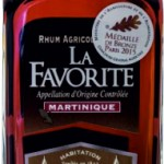 Rum La Favorite Martinique 40º 1lt