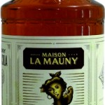 Run la Mauny Spice, 70 cl.