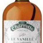 Run Charrette heritage vainilla 70 cl.