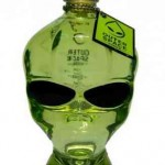 Vodka Outerspace, 70cl.