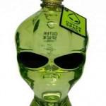 Vodka Outerspace, 70cl.