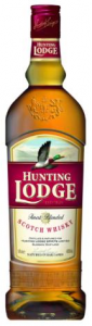 hunting lodge whisky 1l.