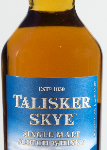 Whisky Talisker Skye Single Malt 45º 70cl