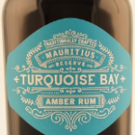 Rum Turquoise Bay Negro 70cl