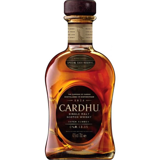 cardhu special cask reserva