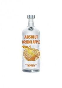 absolut orient apple