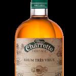 Rum Charrette Héritage Très Vieux 40º 70cl
