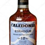 Whisky EDRADOUR Single Malt 12 Years 46º 70cl