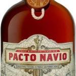 Rum Pacto Navio 40º 70cl