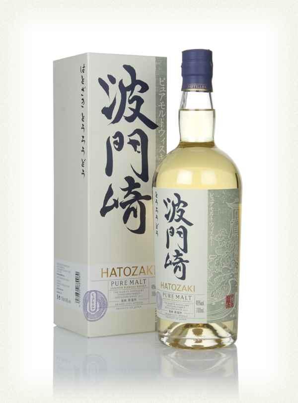 whisky japones hatozaki pure malt 70cl