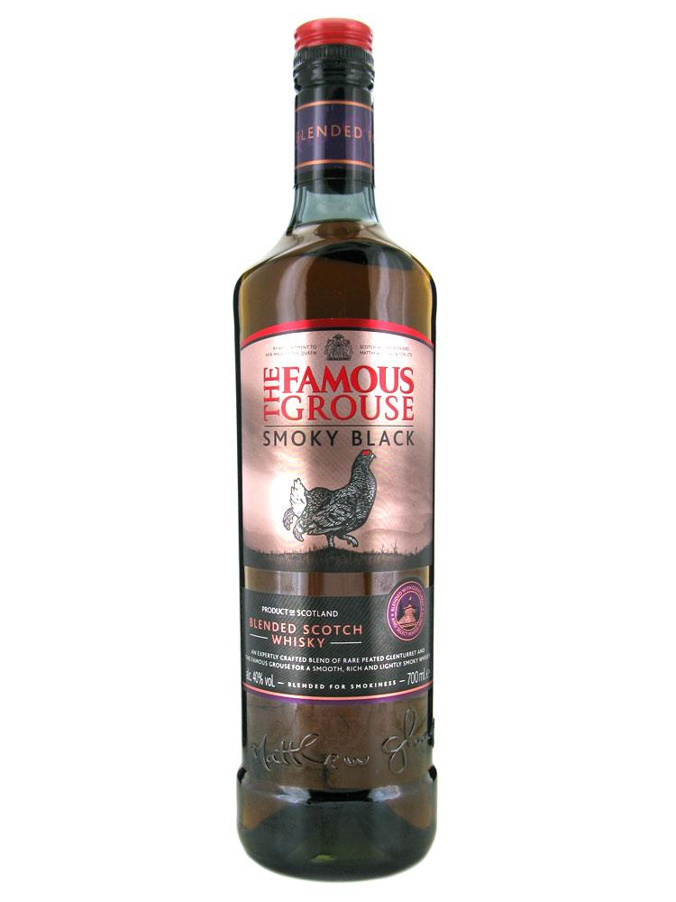 famous grouse black