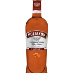 Vodka Poliakov Caramel 70cl