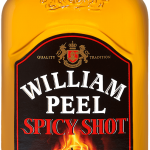 Whisky William Peel Spicy Shot 35º 70cl