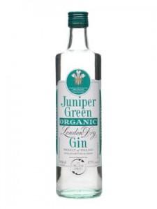 gin juniper organic