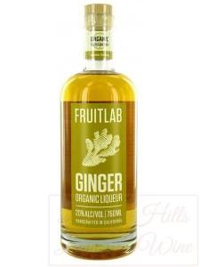 licor fruitlab ginger organic