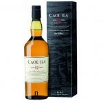 Whisky Caol Ila Islay Single Malt 12 Years 43º 70cl