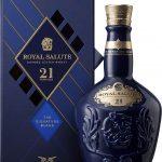 Chivas Royal SaluteBlended Scotch Whisky 21 Years 70cl