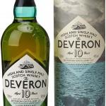 Whisky Glen Deveron Single Malt 10 Ans 40º 70cl