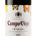 """Vi Negre Campo Viejo """"Ecológico"""" Rioja 75cl"""