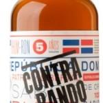 Rhum CONTRA BANDO 38º 70cl