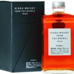 Whisky Japanese Nikka from The Barrel 51º 50cl