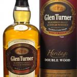 Glen Turner Heritage Double Cask Single Malt Scotch Whisky 70cl