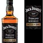 Jack Daniel's Bottled-In-Bond Tennessee Whiskey 1lt