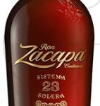 Rum Zacapa 23 Solera Gran Reserva 1lt