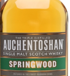 """Auchentoshan Single Malt Scotch Whisky """"Springwood"""" 1lt"""