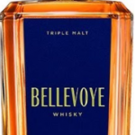 Whisky Bellevoye Bleu Triple Malt 40º 70 cl